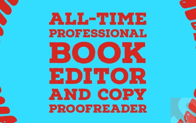 I will be your book editing and proofreading expert
