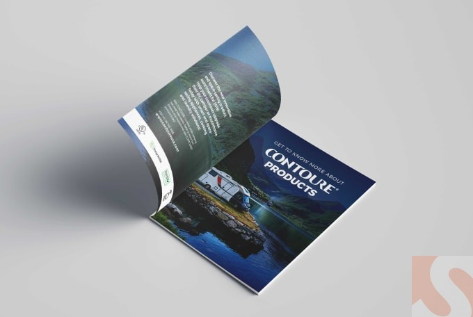 I will design a professional business brochure and flyer