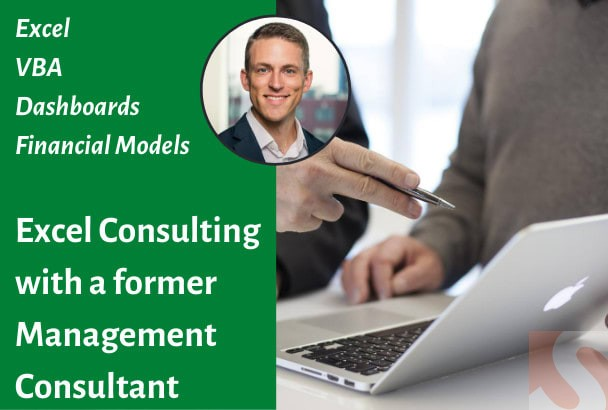 I will be your consultant for data analysis
