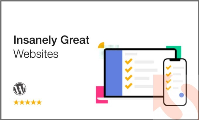 I will design insanely great business website